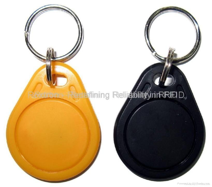 ROXTRON em4102 key tag