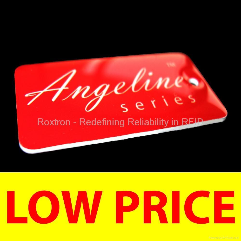 ROXTRON Hitag 1 Angeline Key Chain