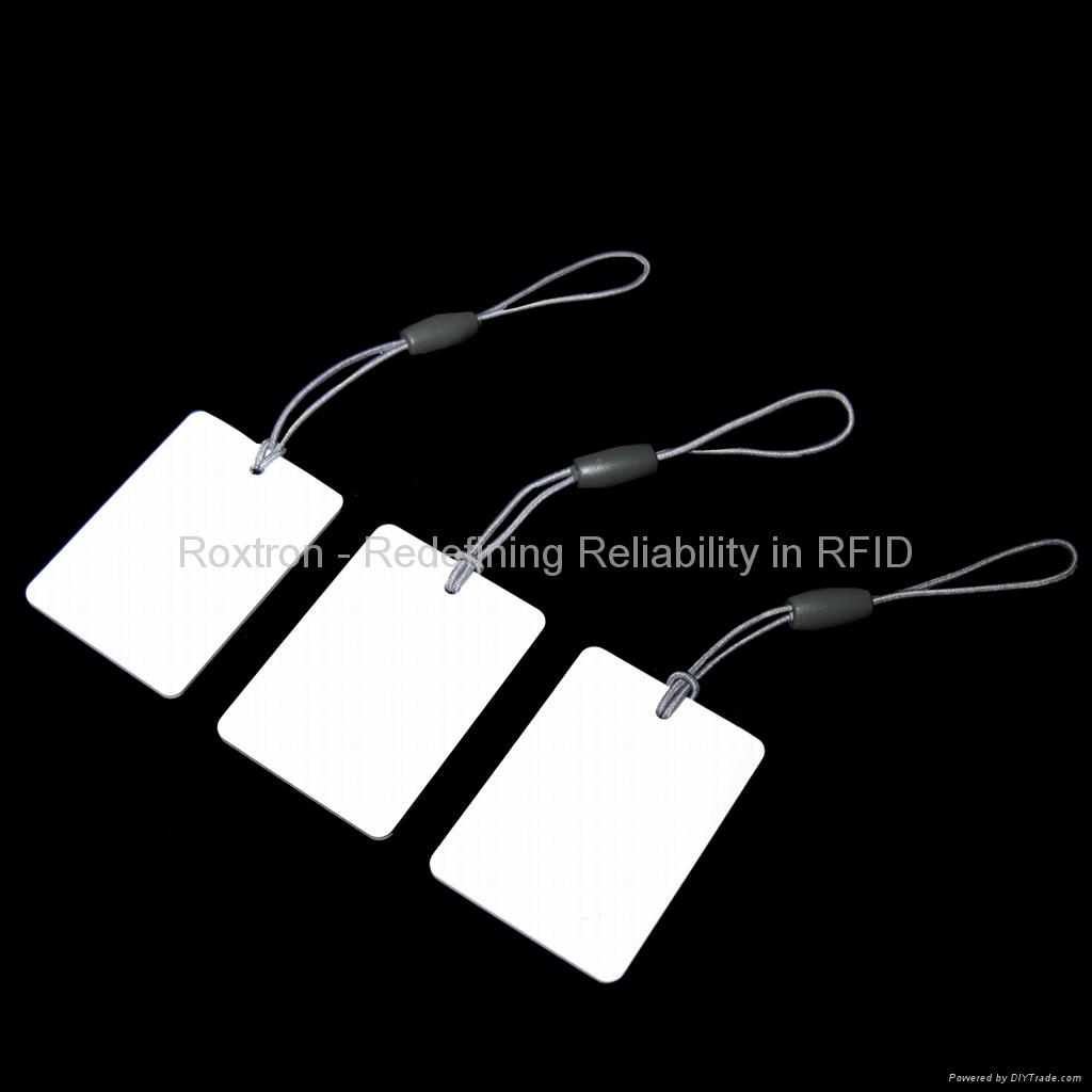 ROXTRON T5577 RXK06 Custom Shape Key Tag