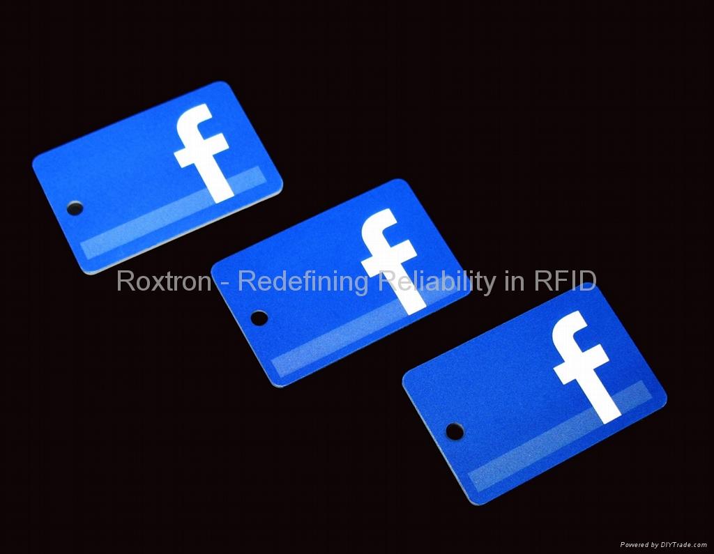 ROXTRON em4305 key tag