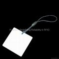 ROXTRON MIFARE DESFire RXK06 Custom Shape Key Tag