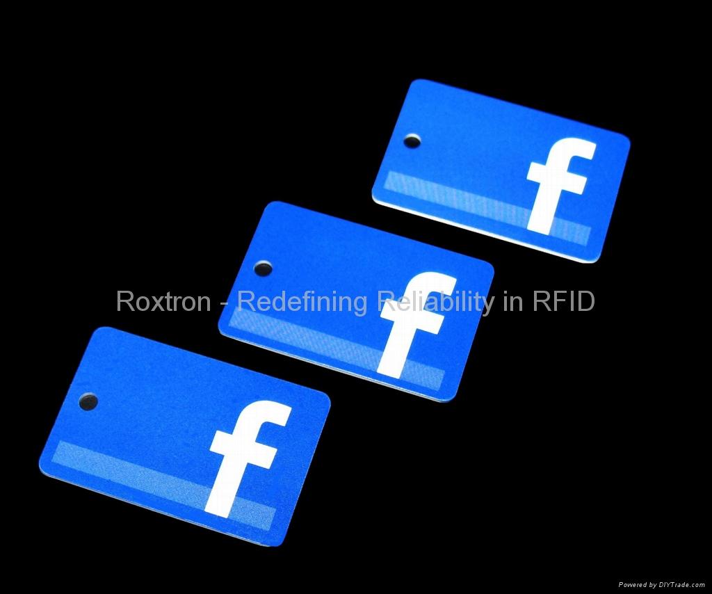 ROXTRON desfire 4k