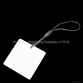 Fudan FM1108 RXK06 Custom Shape Key Tag