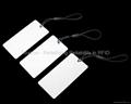 MIFARE Classic 1K RXK06 Custom Shape Key Tag