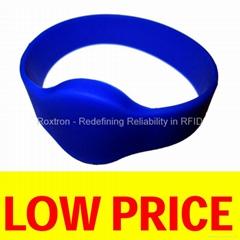 Hitag S RW05 Silicone Wristband
