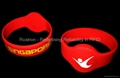 MIFARE Plus S 2K RW05 Silicone Wristband 5