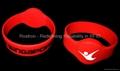 Fudan F08 RW05 Silicone Wristband
