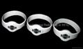 MIFARE Classic 4K RW05 Silicone Wristband