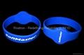 Fudan FM1108 RW05 Silicone Wristband 5