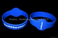 Fudan FM1108 RW05 Silicone Wristband