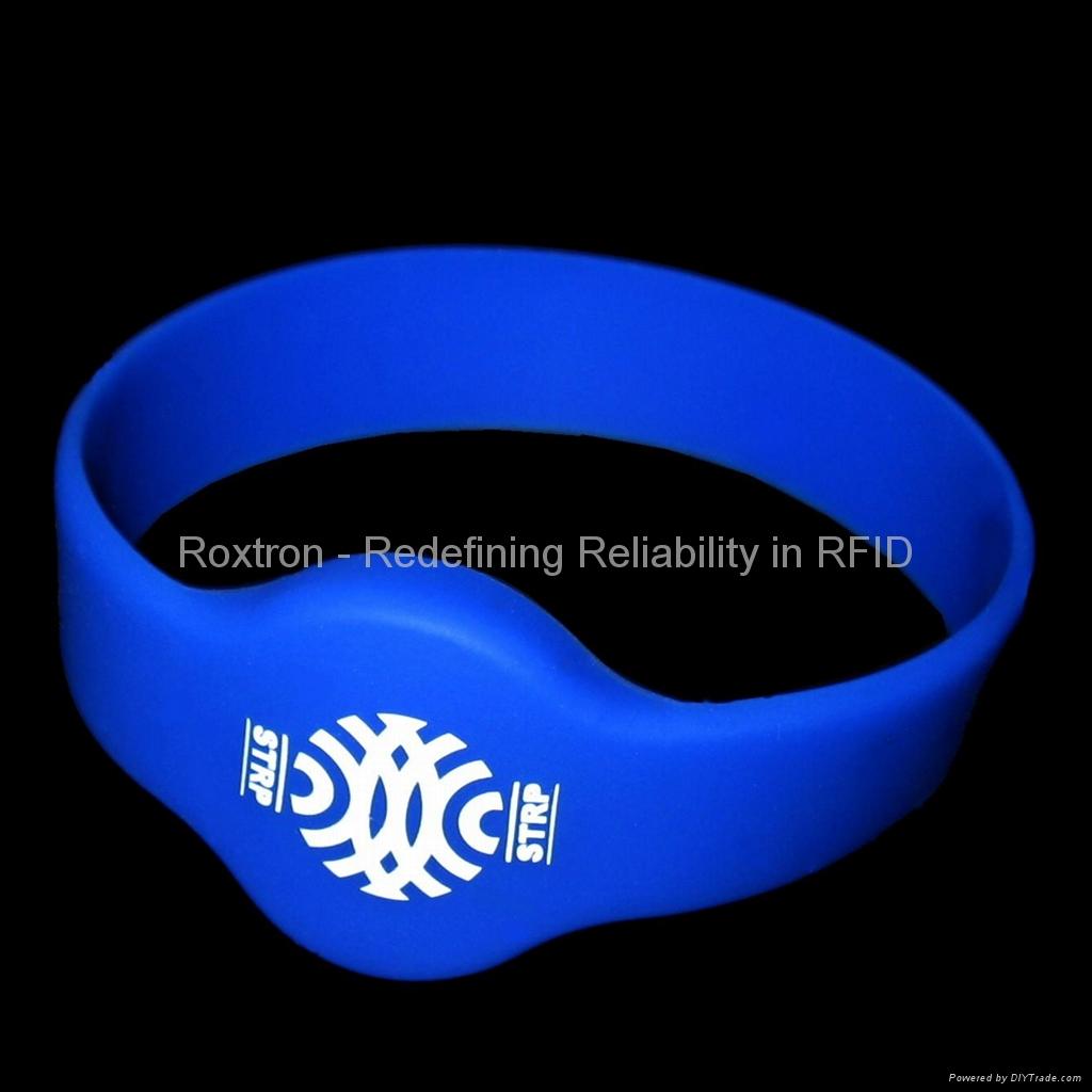 ROXTRON 13.56 mhz wristband