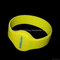NFC RW05 Silicone Wristband