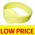 ROXTRON MIFARE Plus S 4K RW05 Silicone Wristband