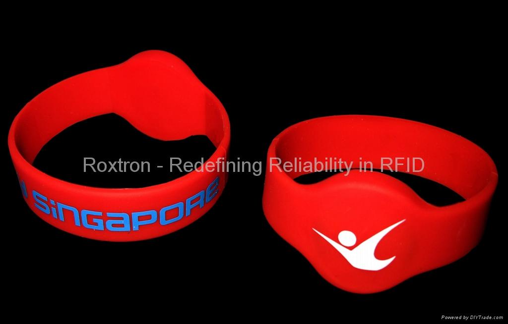 ROXTRON mifare s2k wristband