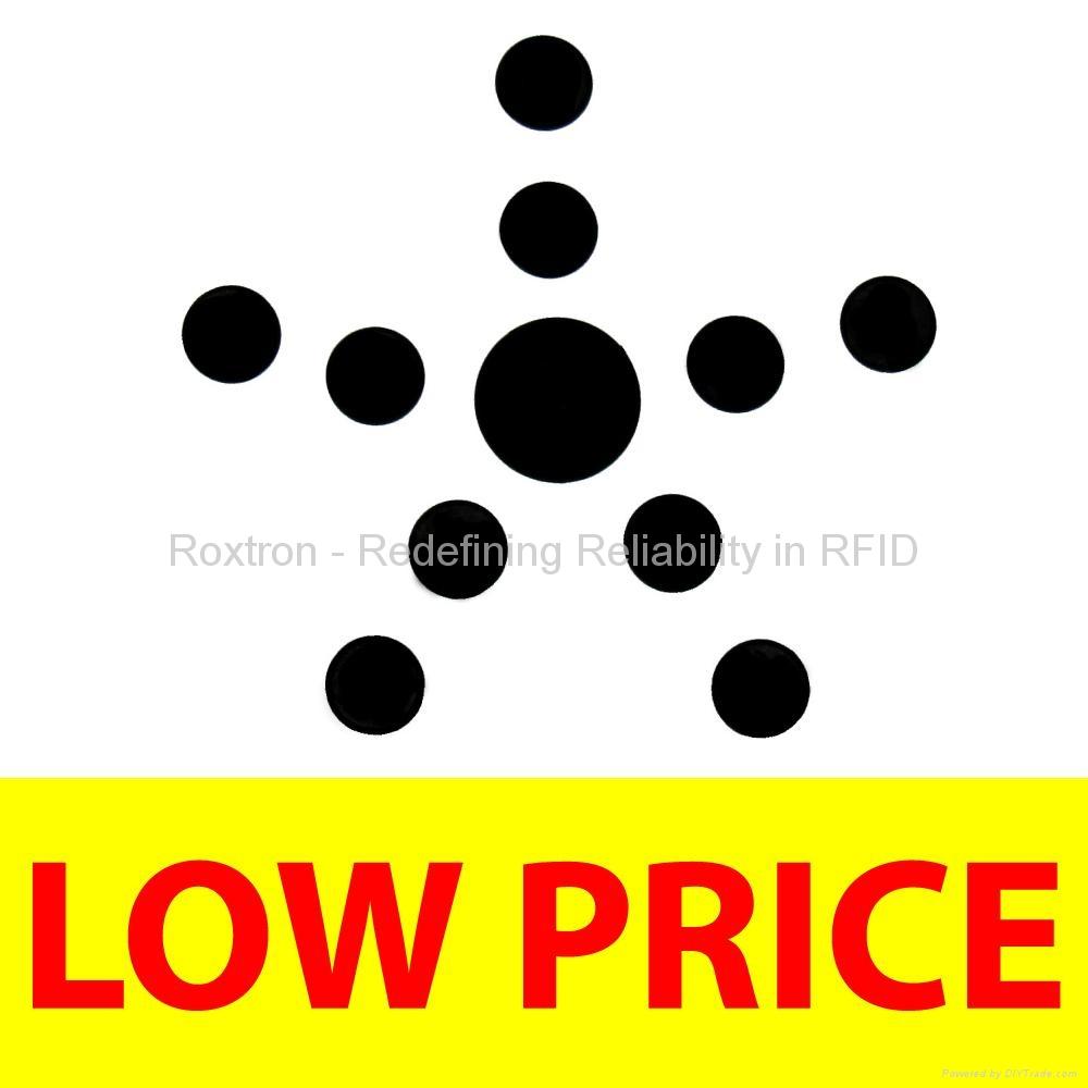ROXTRON ISO18000-6C Laundry Tag