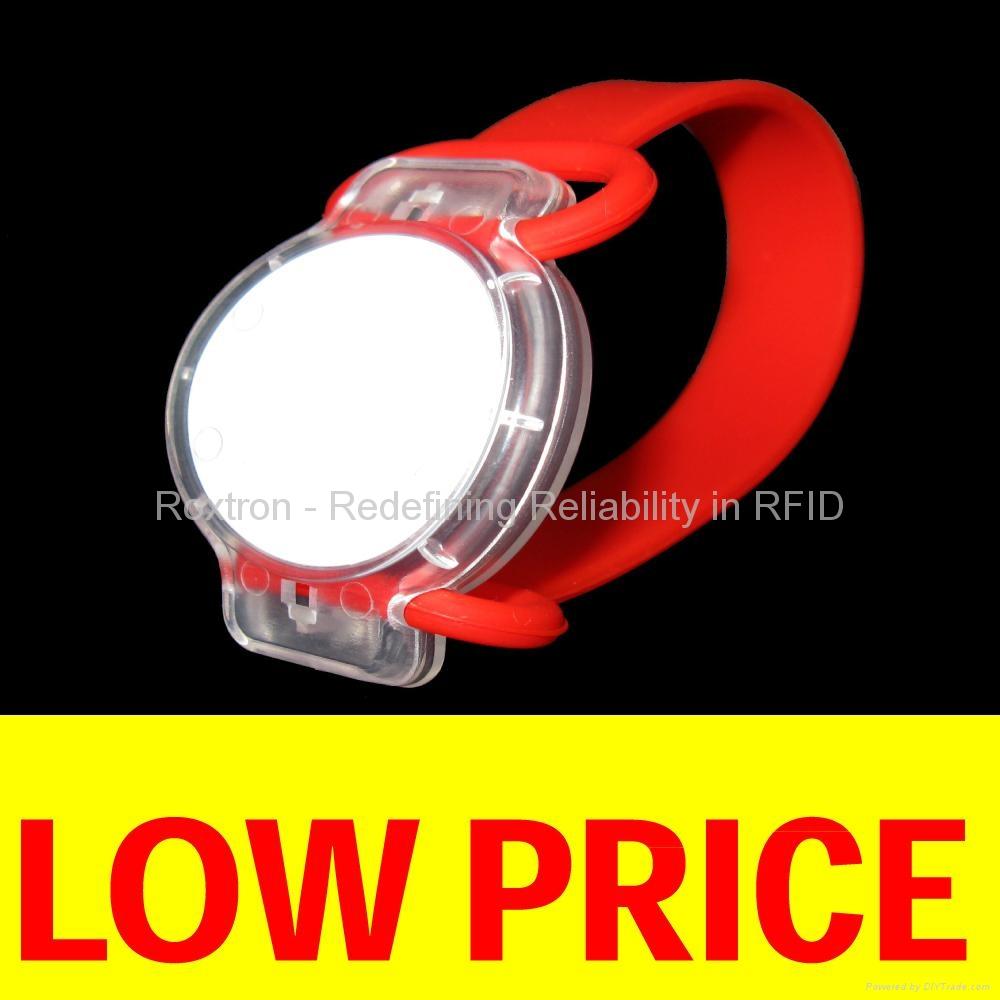 ROXTRON ATA5577 Flexo Wristband