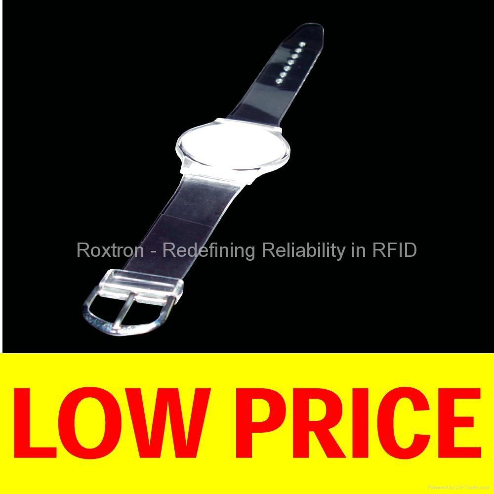 ROXTRON Hitag RW06 Wristband