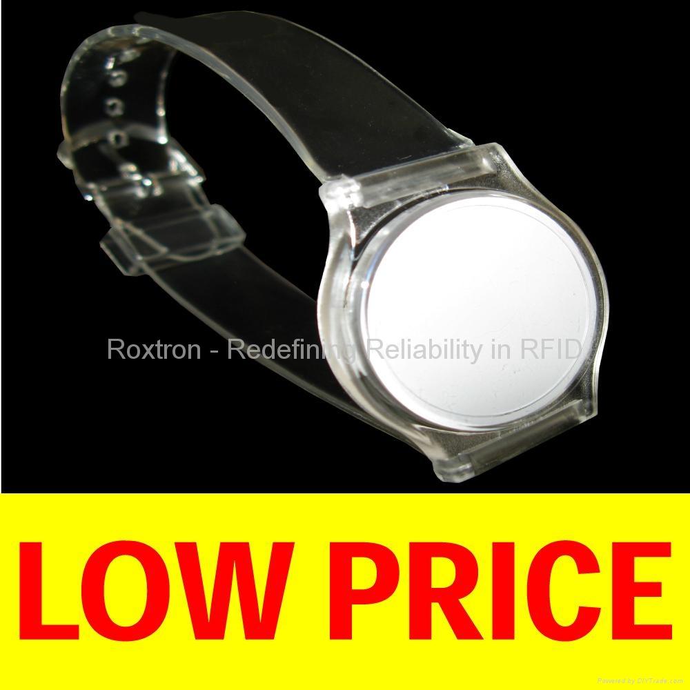 ROXTRON MIFARE 4K RW06 Wristband