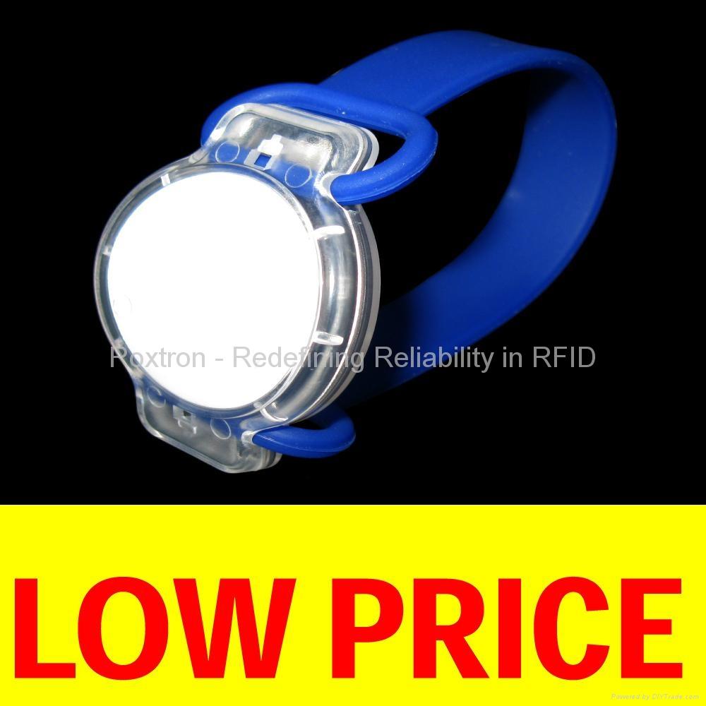 ROXTRON MIFARE Ultralight Flexo Wristband