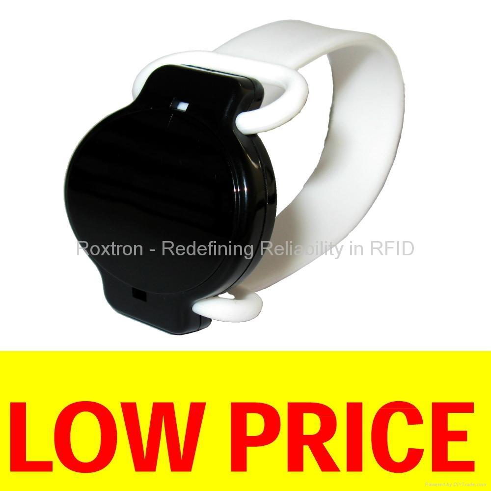 ROXTRON ICODE 2 Flexo Wristband