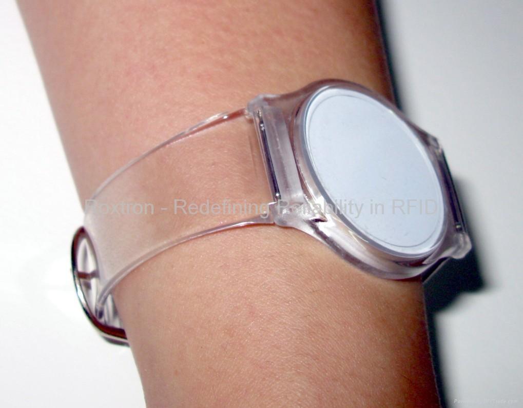 ROXTRON icode 2 wristband