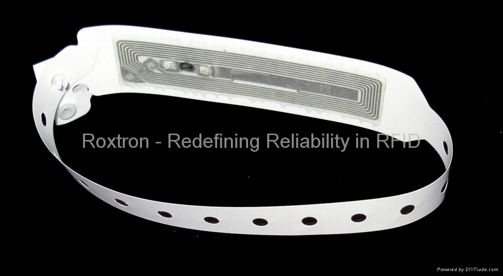 ROXTRON mifare 1k wristband