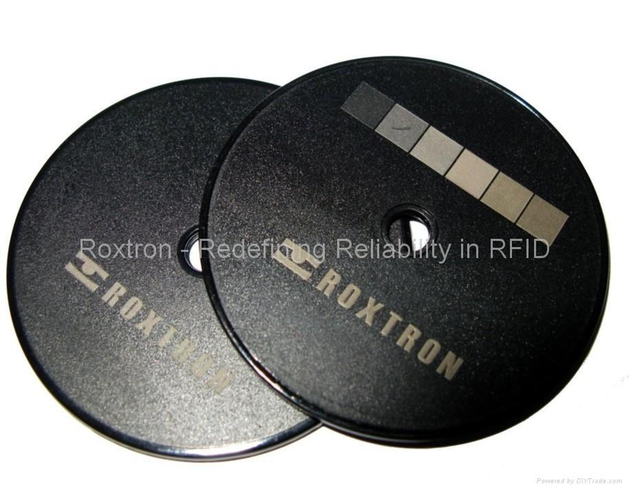 ROXTRON tk4100 token tag