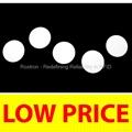 ROXTRON Hitag PVC Disc Tag