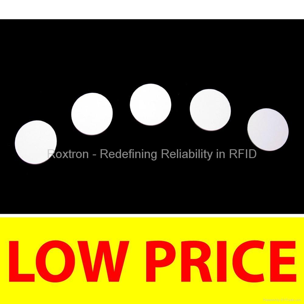 ROXTRON MIFARE 1K PVC Disc Tag