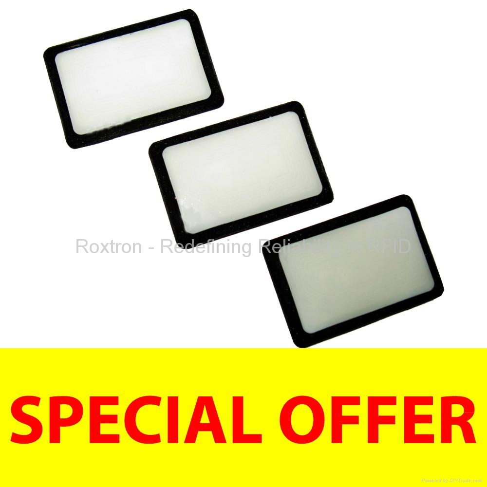 ROXTRON MIFARE Ultralight On-Metal Sticker
