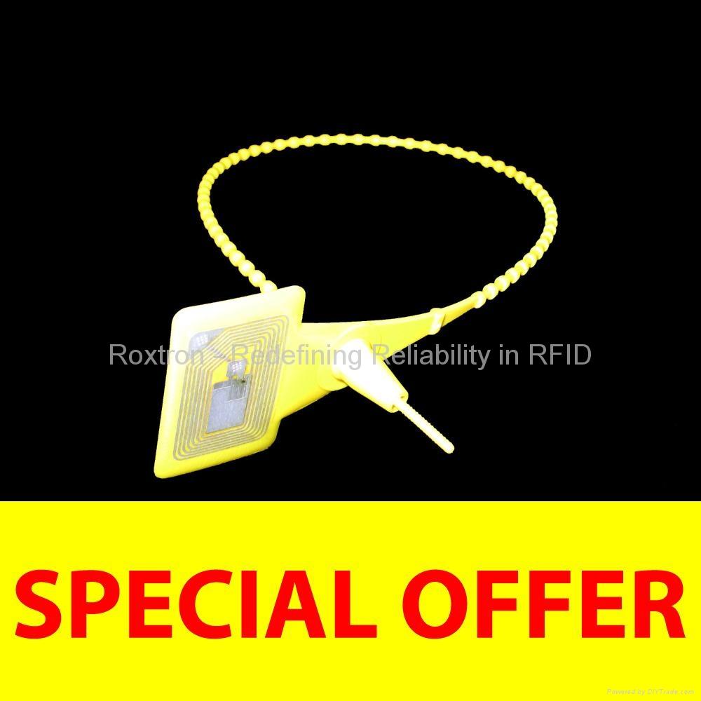 ROXTRON MIFARE Ultralight Cable Tie Tag