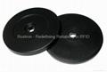 TK4100 On-Metal ABS Disc Tag