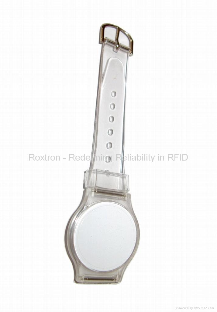 ROXTRON em4100 wristlet