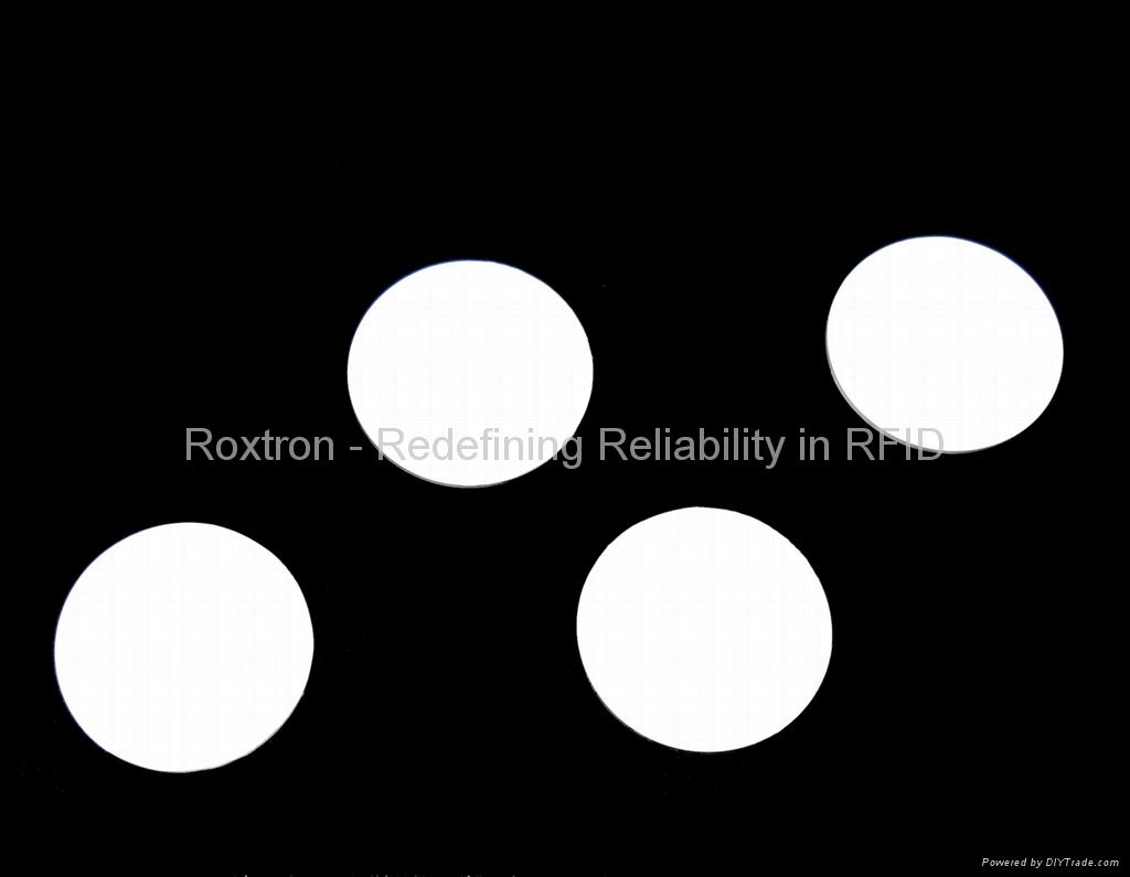 ROXTRON rfid disc tag