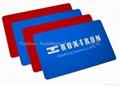 ROXTRON Hybrid PVC ISO Card