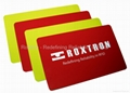 ROXTRON dual frequency card