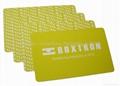ROXTRON SLE5542 + ICODE SLI Dual Interface PVC ISO Card