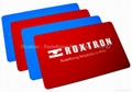 ROXTRON SLE5528 + TK4100 Dual Interface PVC ISO Card