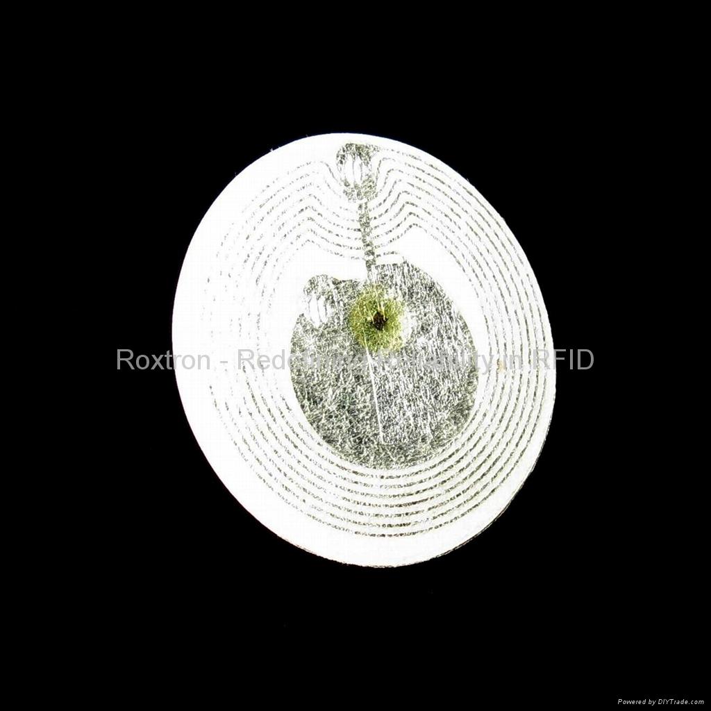 ROXTRON hitag1 label