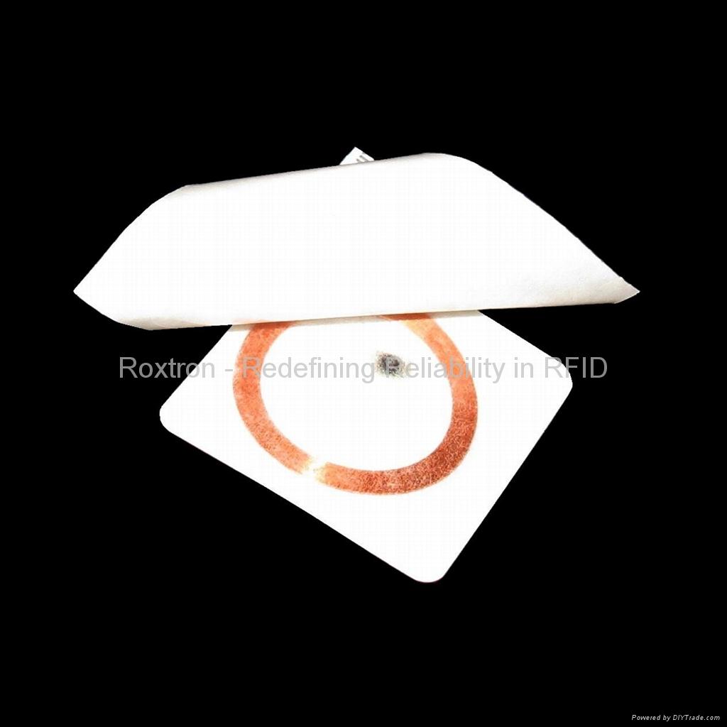 Hitag 1 Adhesive Paper Label 5