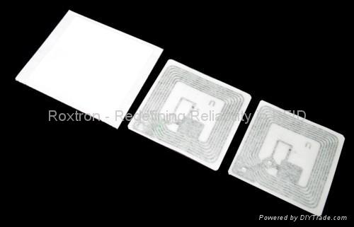 ROXTRON MIFARE Plus Adhesive Paper Label