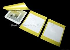 MIFARE Plus X 4K Adhesive Paper Label