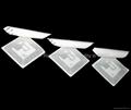 ROXTRON LEGIC ATC2048 Adhesive Paper Label