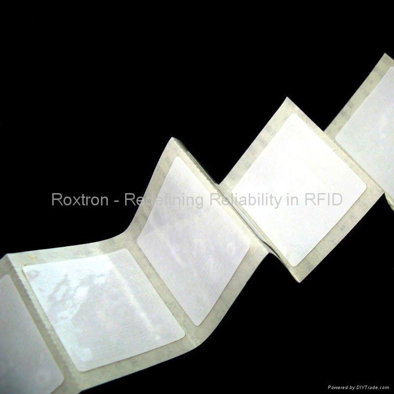ROXTRON ALIEN H3 Adhesive Paper Label