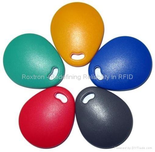 RFID RXK03 Key Fob 10