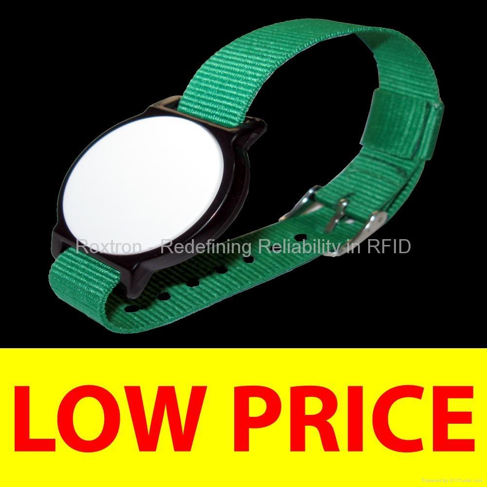 ROXTRON EM4100  RW17 Wristband