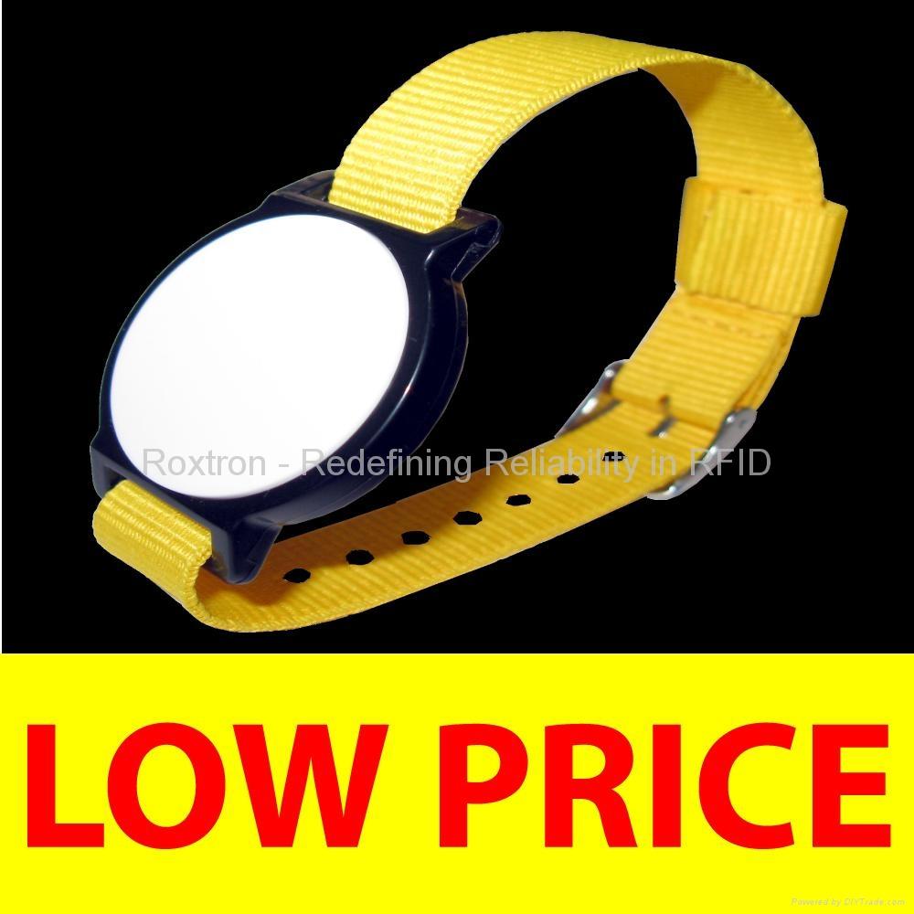 ROXTRON MIFARE 4K RW17 Wristband
