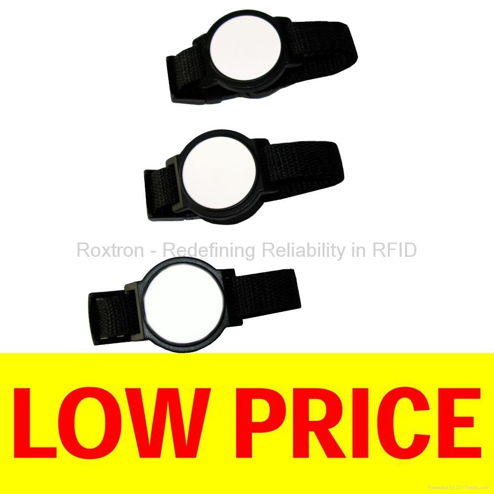 ROXTRON ICODE SLI RW01 Bracelet