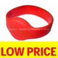 MIFARE Plus X 2K RW05 Silicone Wristband