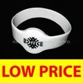 ROXTRON MIFARE DESFire EV1 4K RW05 Silicone Wristband